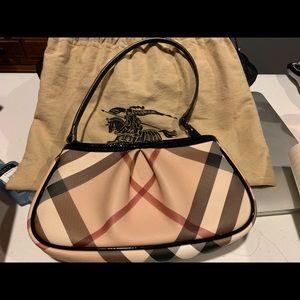 Authentic Burberry Vintage Designer Handbag
